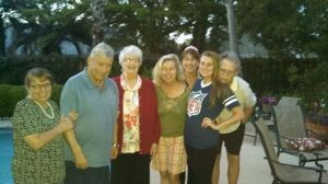 My Family who i miss and love dearly