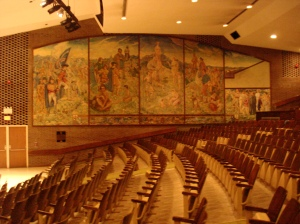 Arthur Lismer Hall Humberside Collegiate Toronto Ontario