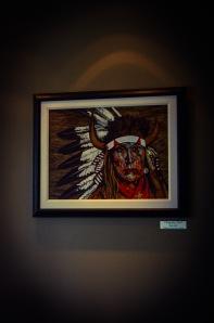 Cheyenne Chief by Steve Snake