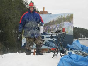 Pierre AJ Sabourin French River Provincial Park
