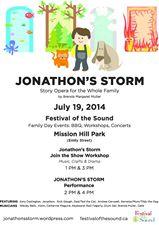 Jonathon;s Storm