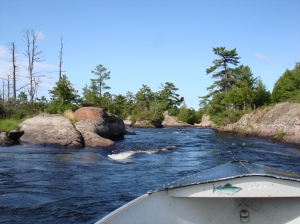 Land of the Voyageur French River Delta