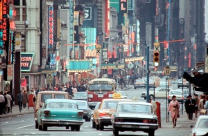 Toronto in the 60.s